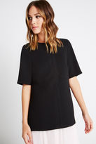 BCBGeneration Mod Seamed Tunic - Black