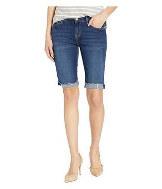 Mavi Jeans Karly Shorts in Deep Blue Tribeca