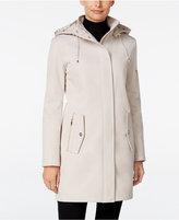 Ivanka Trump Hooded Raincoat