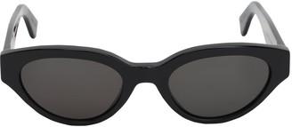 RetroSuperFuture Drew Black Acetate Sunglasses