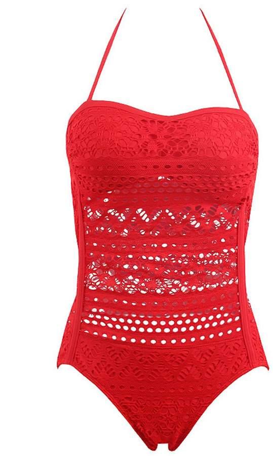 b18ebd3e5c Lace Swimwear - ShopStyle Canada