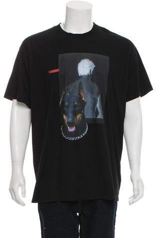 Givenchy Doberman Print T-Shirt