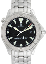 Omega Vintage Seamaster America's Cup Watch, 41mm