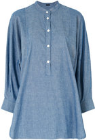 Joseph flared shirt - women - Cotton - 36
