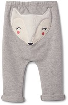 Gap Cozy fox terry pants