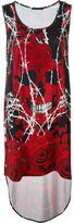 Philipp Plein 'Rosea Garden' dress - women - Spandex/Elastane/Viscose - S