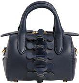 Anya Hindmarch Mini Barrel Leather Shoulder Bag