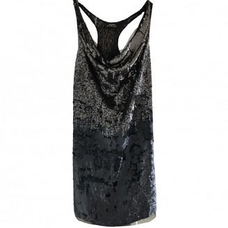 Rare Silver Glitter Dress for Women