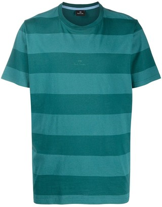 Paul Smith Casual Striped T-Shirt