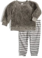 Nordstrom Infant Faux Fur Top & Leggings