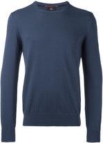Fay round neck jumper - men - Cotton - 48