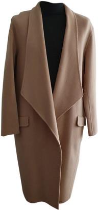Hotel Particulier Beige Cashmere Coats