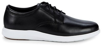 Cole Haan Grand Plus Essex Wedge Leather Oxford Sneakers