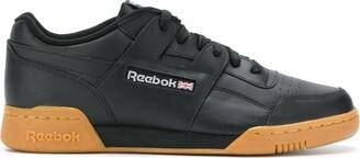 Reebok Contrast Sole Sneakers