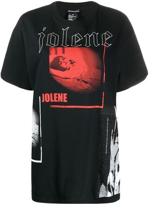 Ann Demeulemeester Jolene printed T-shirt