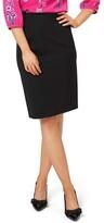 Review Hepburn Ponte Skirt