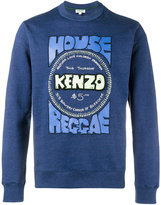 Kenzo House of Reggae sweatshirt - men - Cotton - M