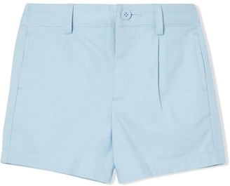 Burberry twill tailored shorts