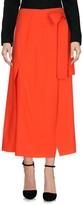 Cédric Charlier 3/4 length skirts - Item 35326809