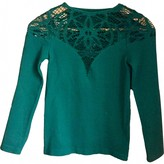 Free People Turquoise Other Tops