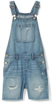 Gap 1969 Denim Short Overalls