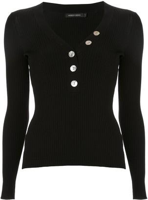 Nobody Denim Nolita buttoned jumper