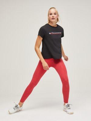 Tommy Hilfiger Logo Crew Neck T-Shirt
