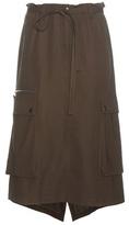 Helmut Lang Cotton skirt