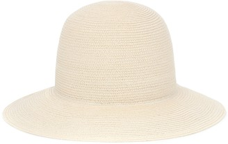 Loro Piana Kate hemp-blend hat