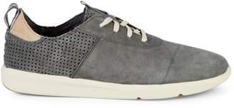 Toms Cabrillo Suede Sneakers