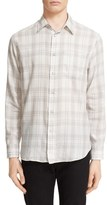 Rag & Bone Men's 'Beach' Trim Fit Plaid Sport Shirt