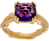 Peter Thomas Roth 18K Gold & Amethyst Gemstone Ring