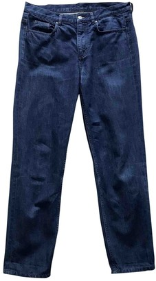 Cos Blue Cotton Jeans for Women