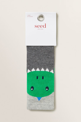 Seed Heritage Dino Socks