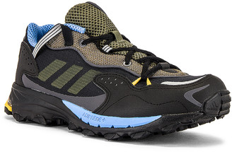 adidas STMNT Response Hoverturf GF6100AM in Black & Branch | FWRD