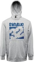 thirtytwo Stamped Fleece Pullover Hoodie