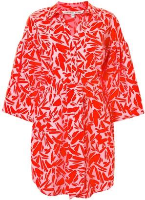 Veronica Beard Samy shirt dress