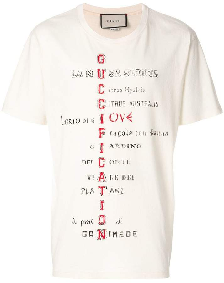 Gucci Guccification T-shirt