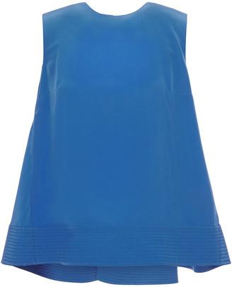 Roksanda Silk-crepe Top