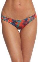L-Space LSpace Swimwear Liberty Palm Emma Reversible Bikini Bottom - 8153161
