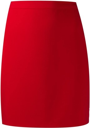 Loulou High Rise Mini Skirt