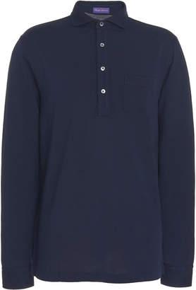 Ralph Lauren Cotton-Pique Polo Shirt