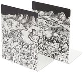 Fornasetti landscape book ends