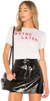 Wildfox Couture Maybe Later Tee