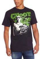 E.m. Swamp People Men's Choot T-Shirt
