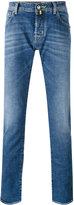 Jacob Cohen denim straight-leg jeans - men - Cotton/Spandex/Elastane - 32