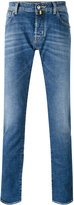 Jacob Cohen denim straight-leg jeans - men - Cotton/Spandex/Elastane - 33