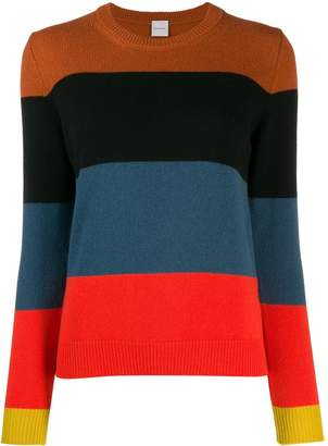 Paul Smith striped cashmere jumper