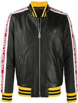 Philipp Plein 20th Anniversary bomber jacket
