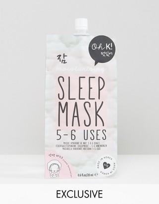 Oh K! Moisturising Sleep Mask